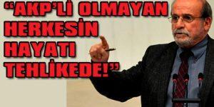 Kürkçü: MHP ile tedirginliklerimiz aynı!