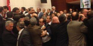 Pervin Buldan: Güvenlik paketi ilk kanını Meclis'te akıttı