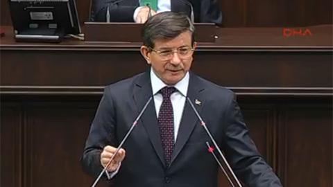 Davutoğlu: MHP darbe çağrısı yaptı