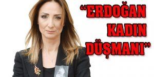 Nazlıaka: Erdoğan feministlerden korkuyor