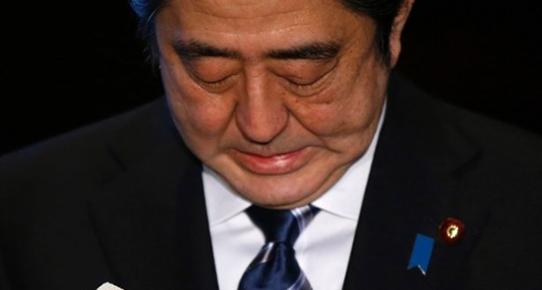 Japon Başbakanı ağlayarak IŞİD'den intikam almaya yemin etti