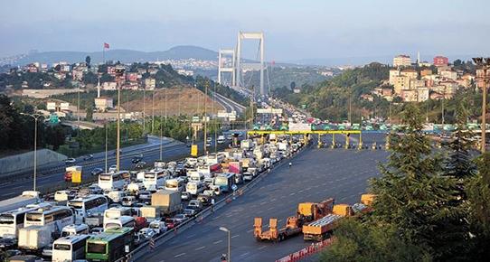 İstanbullulara müjde: FSM Köprüsü'ndeki çalışmalar tamamlandı!