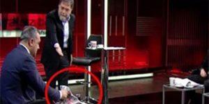 Ahmet Hakan'ı isyan ettiren fotoğraf: Ben de oradaydım!