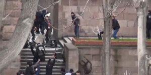 öğrenci kavgasında 'silah kullanıldı' iddiası
