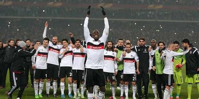 Dünya Beşiktaş'ı yazdı…