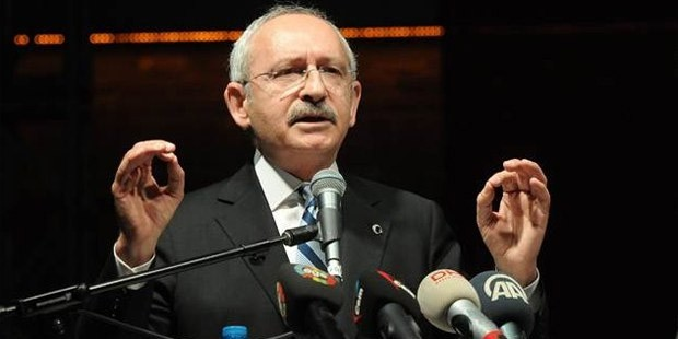 CHP liderinden saldırıya ilişkin açıklama