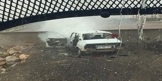 Şanlıurfa Suruç'ta polis kontrol noktası yakınlarında patlama; 1'i polis 2 kişi yaralandı