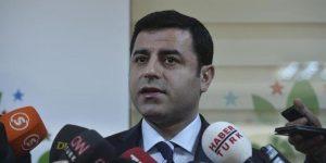 """Demirtaş'tan Erdoğan'a """"Kürt sorunu yoktur"""" yanıtı"""