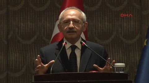 'CHP iktidarında yoksulluk sıfırlanacak'