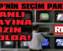 AKP'den skandal seçim hazırlığı