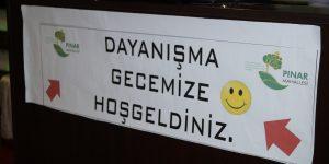 Pınar Mahahallesi Yemekte Buluştu.