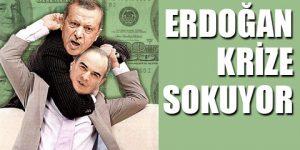 Erdoğan yüzünden bin TL borçlandık