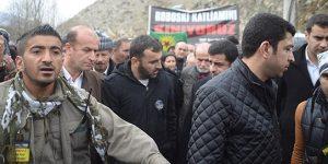 Selahattin Demirtaş'a yol gösteren 7 kişiye soruşturma!