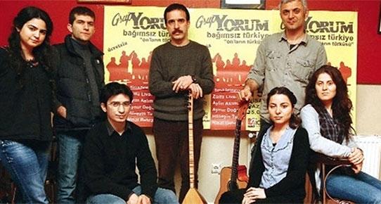 Grup Yorum'dan 'Kobani devrim değildir' açıklaması