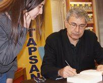 """Orhan Pamuk: """"Yeni romanıma başladım"""""""