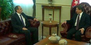 Başbakanlık'ta ekonomi zirvesi: Başbakan Davutoğlu, Erdem Başçı ile görüştü