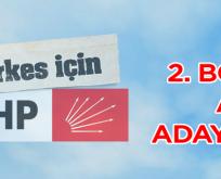 İşte CHP İstanbul 2. Bölge Aday Adayları