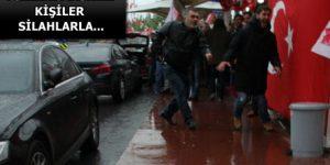 FSM Mahallesinde Çatışma