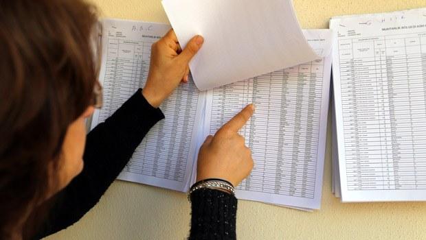 Seçmen Listeleri Muhtarlıklarda.