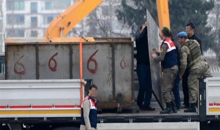 MİT TIR'larının durdurulmasına ilişkin 34 askere gözaltı kararı