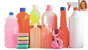 Bakteri öldüren kimyasallara dikkat