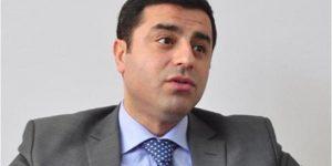 """Demirtaş'tan zehir zemberek açıklamalar… """"Sen yalancılığı ispatlanmış Başbakan'sın"""""""