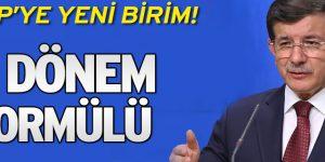 Davutoğlu'ndan flaş '3 dönem' açıklaması