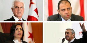 Kuzey Kıbrıs'ta Dört Adayın Cumhurbaşkanlığı Şansı Var