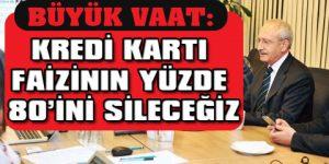 Kılıçdaroğlu müjdeyi verdi