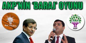 AKP'de 'HDP' stratejisi