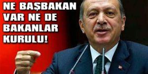 İşte Erdoğan'ın istediği başkanlık sistemi