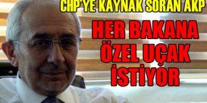AKP israfa doymuyor