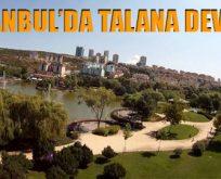 AKP'li Belediye bir yeşil alanı daha satıyor
