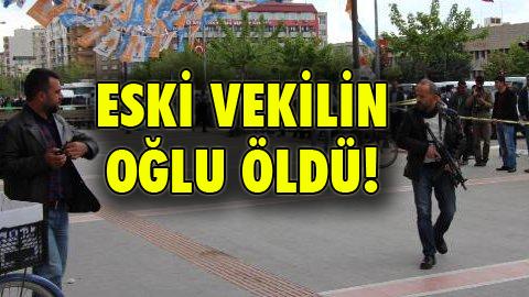 AKP seçim lokaline silahlı saldırı!