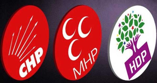 CHP, HDP ve MHP koalisyonu için konuştu.
