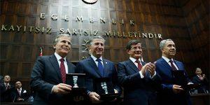 AKP'nin adaylarıda netleşiyor.