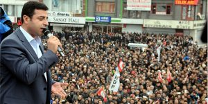 HDP'ye Miting İzni yok!