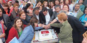 CHP'liler iktidar pastası kesti..!