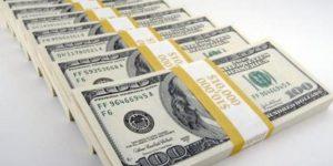 Dolar 2.65'e geriledi