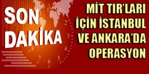 Jandarma'ya 'MİT' operasyonu