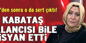 Elif Çakır AKP'ye sert çıkt