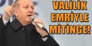 Erdoğan için 'bindirilmiş kıtalar'!