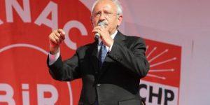 CHP liderinden seçmenlere 'sandık' çağrısı