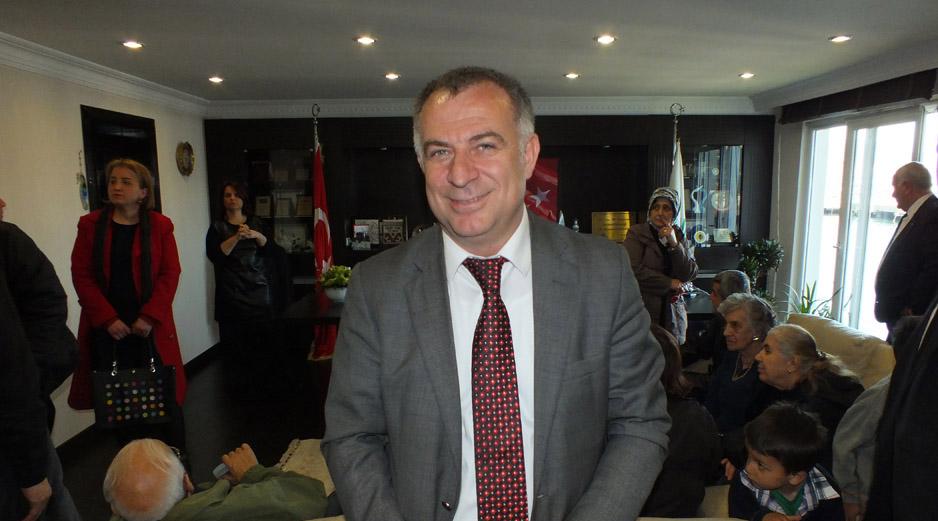 Sarıyer'den CHP PM'ye bir kişi girdi.