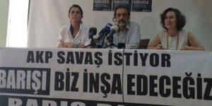 İstanbul'daki Barış Yürüyüşü yasaklandı!