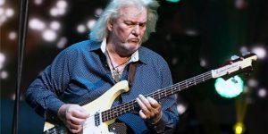Turneye hazırlanan Yes'in kurucularından Chris Squire öldü