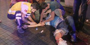 İstiklal Caddesi'nde silahlı kavga: 5 yaralı