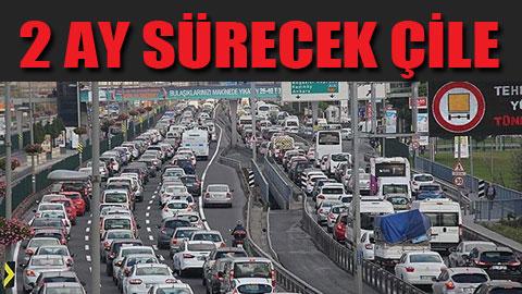 İstanbul trafiği için metro alarmı!