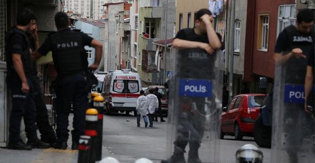 İstanbul'da operasyon, ölü var!