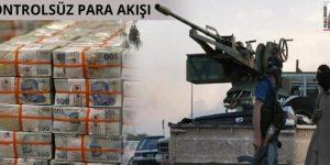 Suriye'de muhalifler TL'ye geçti